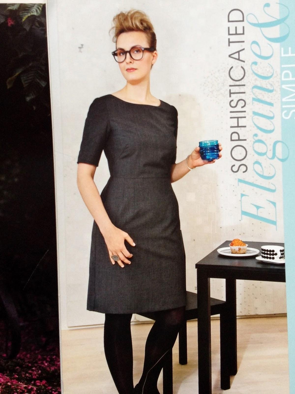 AnniMakes: WKSA: Schnittmuster und Stoffe