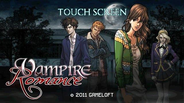 Free download vampire romance 320x240