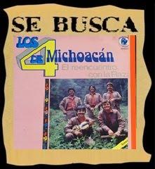 LOS 4 DE MICHOACAN