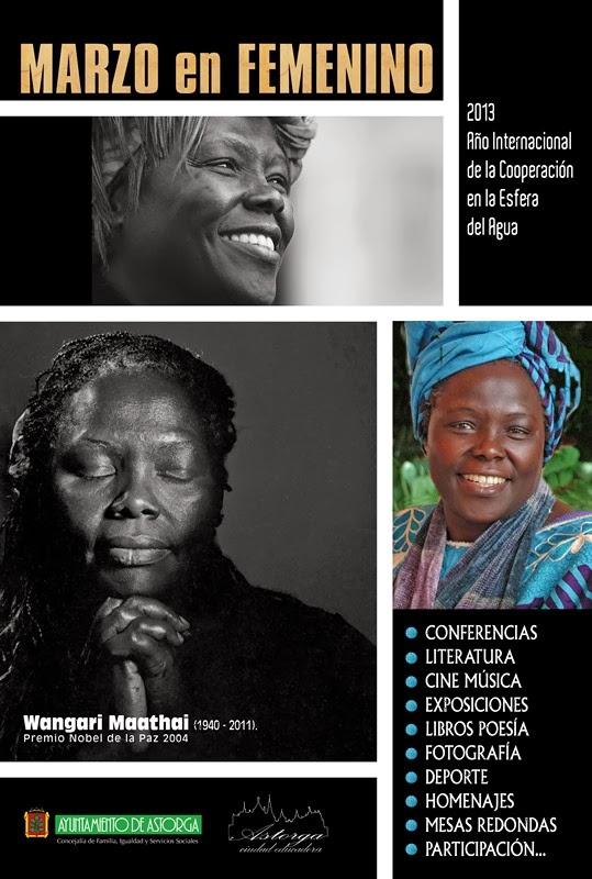 Marzo en femenino 2013