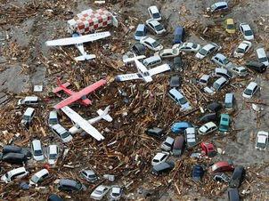 Fotos do Terremoto no Japão 2011