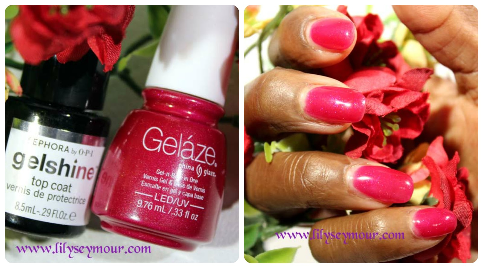 Ahoy Gelaze Gel Polish Sephora Gelshine Top Coat