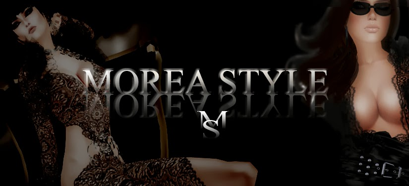 Morea Style, The Style for Second Life