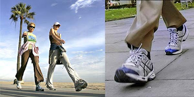 Cek Kesehatan dari Cara Berjalan