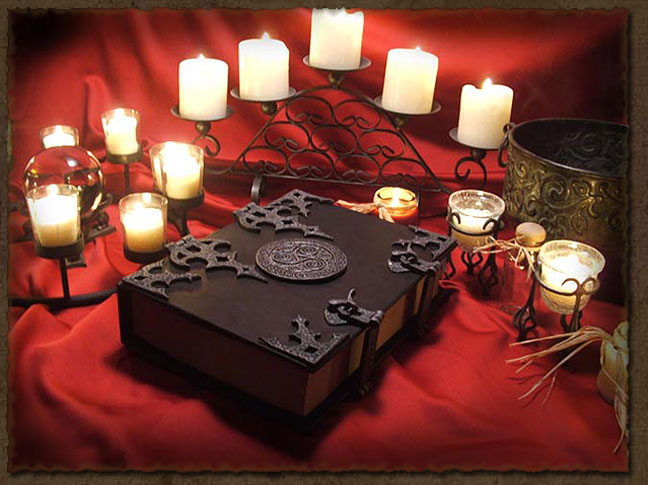The Occult and Spells