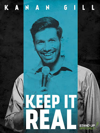 Poster Of Keep It Real by Kanan Gill 26th May 2017 300MB Free Download