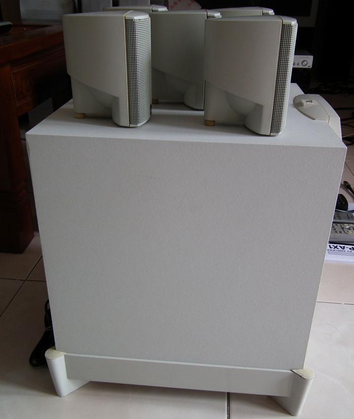 Dijual Speaker Aktif JBL 5.1 Simply Cinema