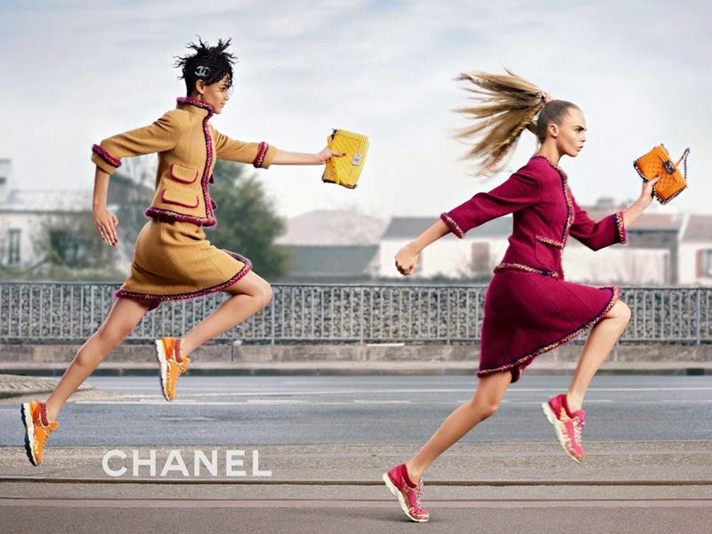 Publicidad Subliminal Octubre 2014 Chanel fall 2014