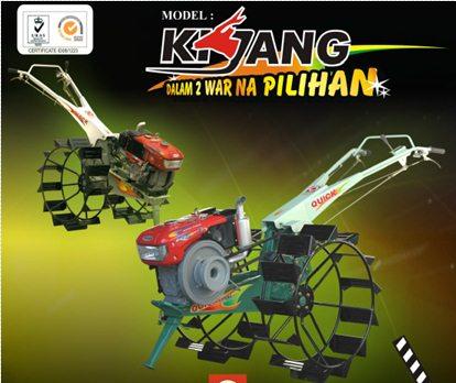 Fitur Unggulan dan Spesifikasi Traktor Tangan Quick Kijang beserta Petunjuk Pemasangan dan  Pengoperasiannya