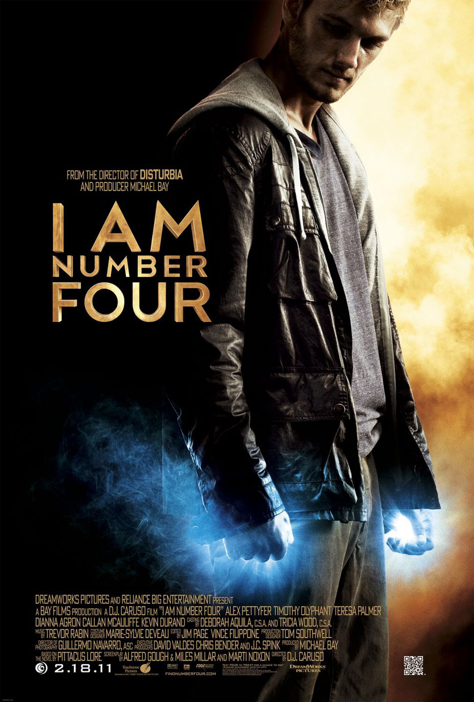 I Am Number Four (2011) ~ jonyang.org