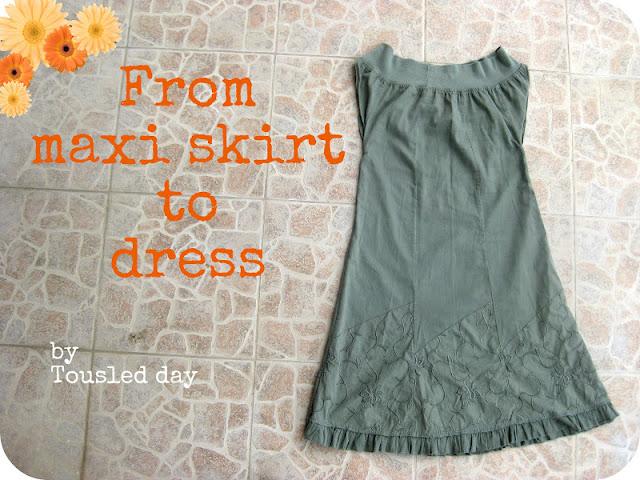 Как сшить юбку из платья своими руками фото 67