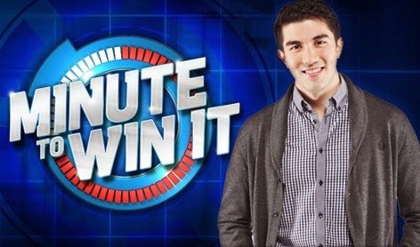 Minute To Win It – 28 January 2014