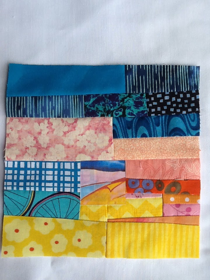 Quilt Guild Project Ideas : NYC Metro Modern Quilters Guild: Art Quilt Project