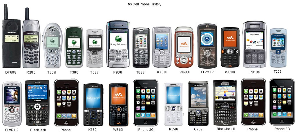 history of the cell phone 40 years of the mobile phone: top 20 facts 40 years of the mobile phone: top 20 facts on april 3, 1973 martin cooper made a call on.