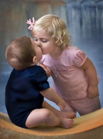 Tags Baby Couple Wallpapers Hd Kiss Latest Bay Cute Photos Collections 2012