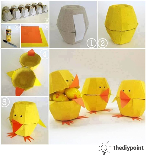 Egg Holder DIY