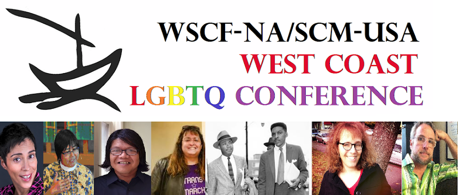 Faithfully Fluid: WSCF-NA/SCM-USA West Coast LGBTQ Conference