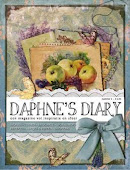 Rozen van Papier in Daphne's Diary september 2012