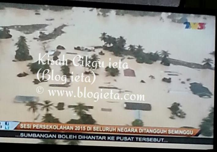#PrayforPantaiTimur, Tan Sri Muhyiddin Hj Mohd Yassin, Timbalan Perdana Menteri Merangkap Menteri Pendidikan, KPM dengan ini bersetuju untuk menangguhkan permulaan sesi persekolahan di seluruh negara bagi tahun 2015 selama seminggu, Menteri Pendidikan, Pusat Pemindahan Sementara (PPS) atau sekolah tersebut ditenggelami air akibat banjir, 340 buah sekolah daripada tujuh buah negeri terlibat dengan banjir, Kementerian Pendidikan Malaysia, negeri-negeri pantai timur Semenanjung Malaysia, banjir, PENGUMUMAN PENANGGUHAN TARIKH BERMULA SESI PERSEKOLAHAN TAHUN 2015 AKIBAT BANJIR, PENGUMUMAN PENANGGUHAN SESI PERSEKOLAHAN 2015, Kenyataan Media Y.A.B Menteri Pendidikan Malaysia, Kisah Cikgu ieta, Blog ieta, Santai Blogger, Kelab Vlogger Ben Ashaari, Denaihati Network, Banjir, KPM, Kementerian Pendidikan Malaysia, setiap kejadian pasti ada hikmah tersembunyi di sebaliknya
