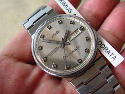 MIDO CHRONOMETER OCEAN STAR DATE TO DAY - GREY DIAL - AUTOMATIC - PART B