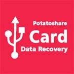 Potatoshare Card Data Recovery 3.0.0.1 İndir