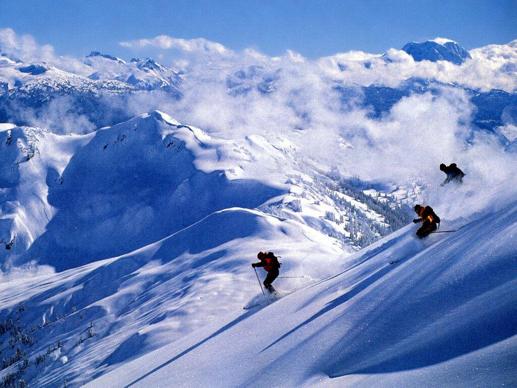 102 Skiing HD Wallpapers | Backgrounds - Wallpaper Abyss