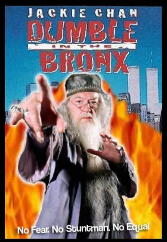 Dumble in the Bronx: No fear, no stuntman, no equal