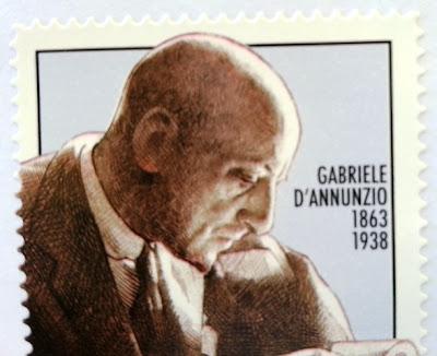 Gabriele D'Annunzio 1863 - 1938