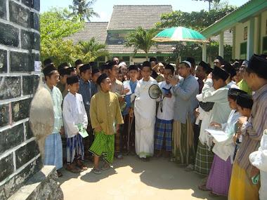 melestarikan ajaran nabi ibrohim as