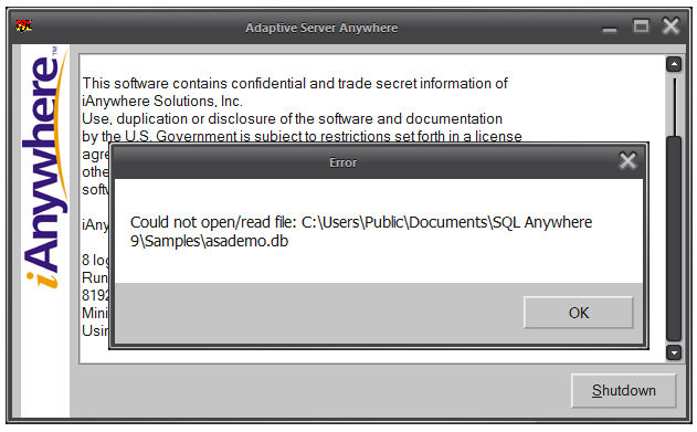 sybase sql anywhere 12 client download