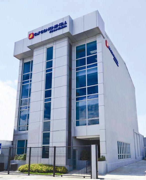 Banco g t continental fortalece su liderazgo en for Banco continental oficina principal