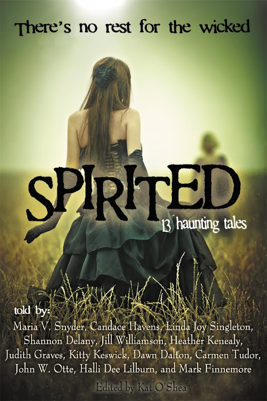 Buy Spirited Today!