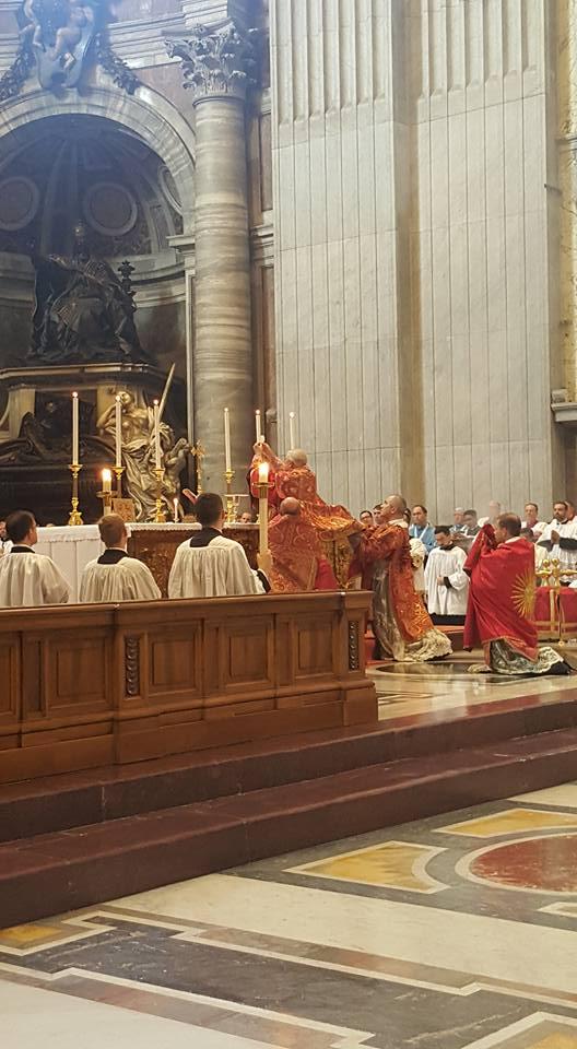 """VI PELLEGRINAGIGO """"Populus Summorum Pontificum"""" 2017"""