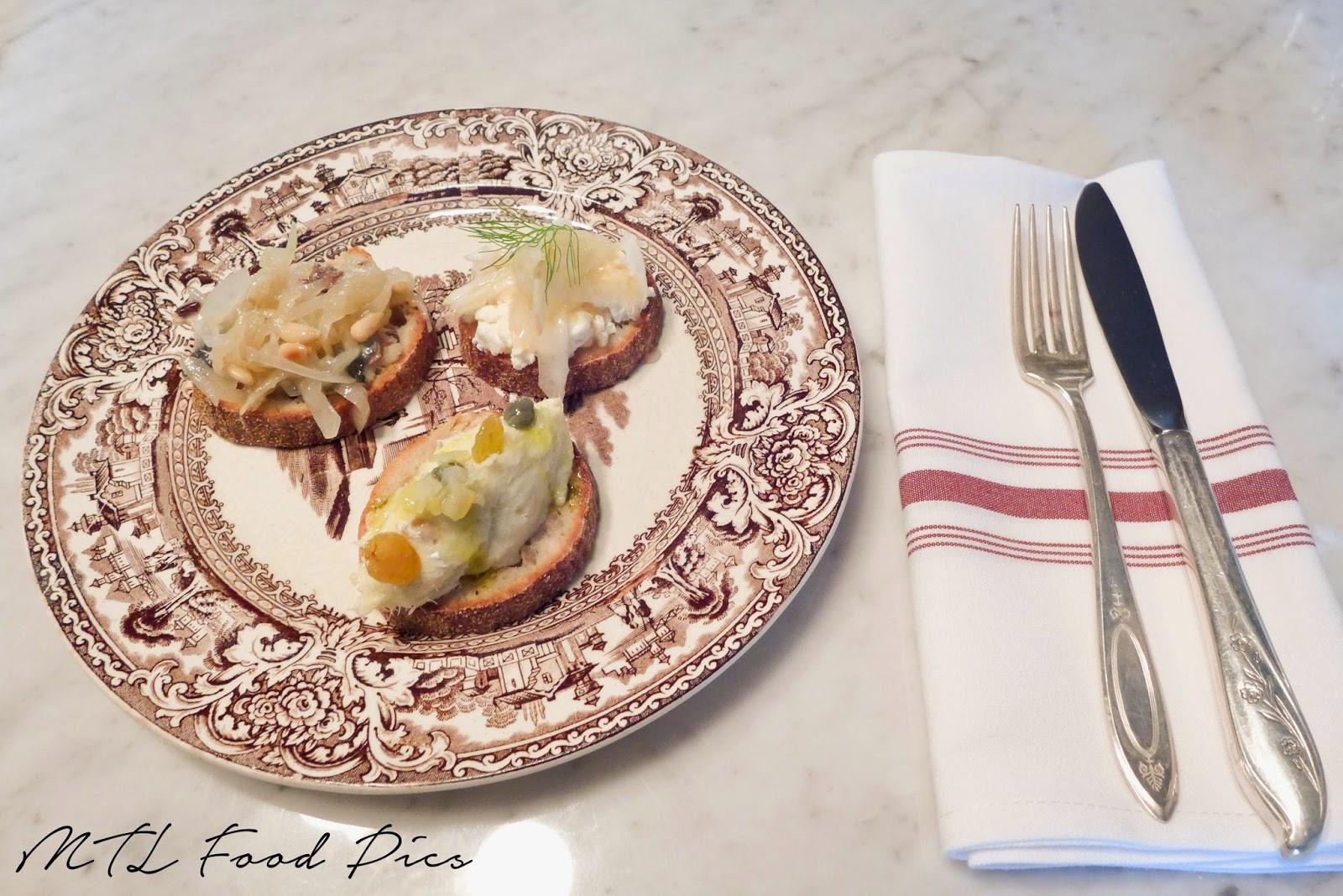 Cicchetti - North Italian Food Ottawa