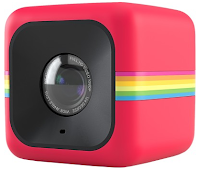 Buy Polaroid Cube Sports & Action Camera (Red) at Rs. 9099 : BuyToEarn