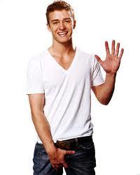 Justin Timberlake Grabs Crotch