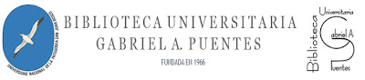 Blog de la Biblioteca Universitaria Gabriel A. Puentes