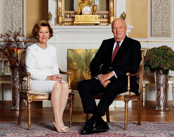 Página oficial de la Casa Real de Noruega