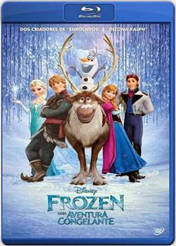 Filme Frozen Uma Aventura Congelante