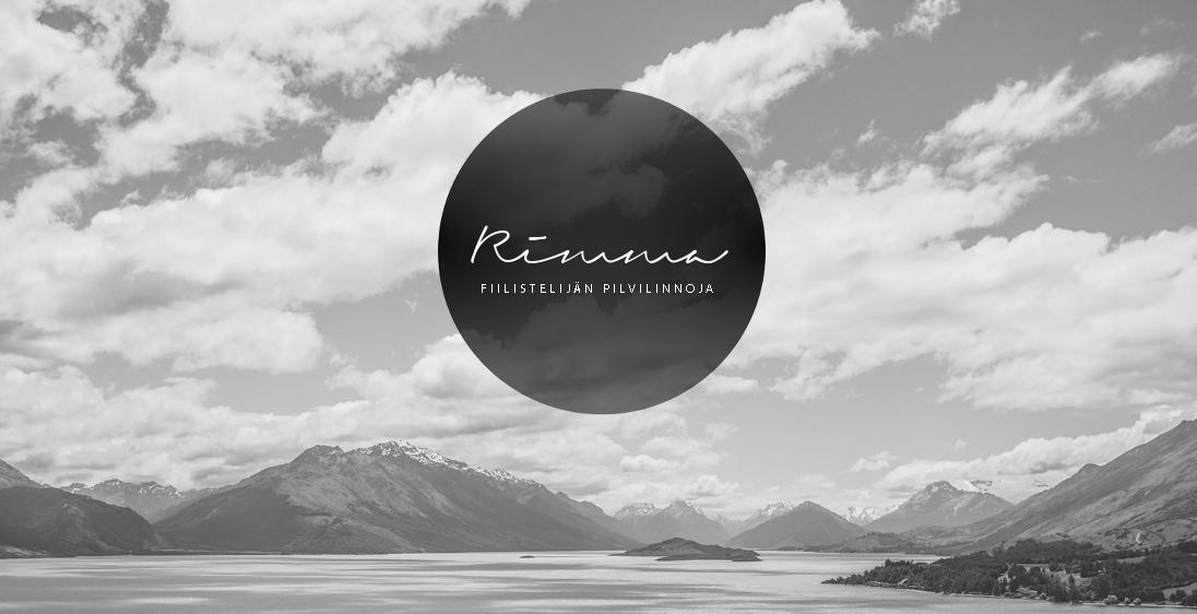 RIMMA - Fiilistelijän pilvilinnoja