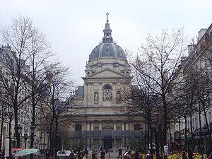 Tempat Wisata Di Paris - Collège de Sorbonne