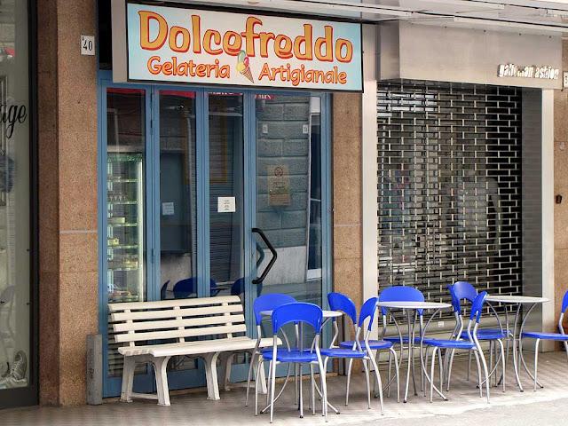 Dolcefreddo Gelateria Artigianale, corso Amedeo, Livorno