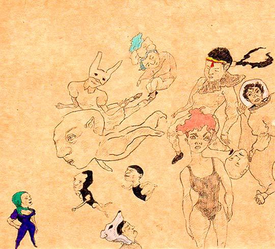 Ilustración de Ana María Contreras