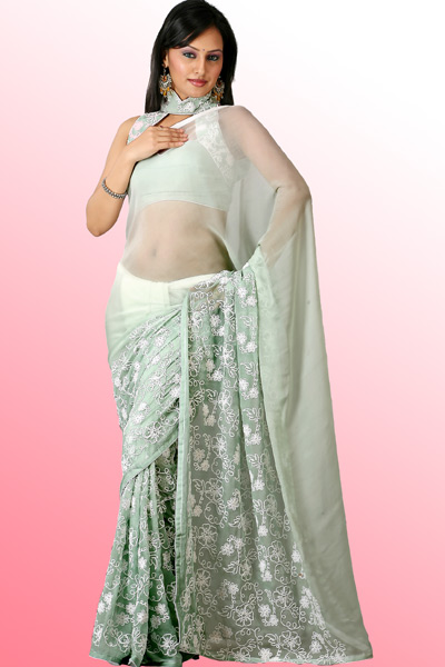 Party-Wear-Wedding-Style-Sarees