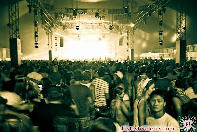 Sziget Festival: Nostalgia de Party Arena