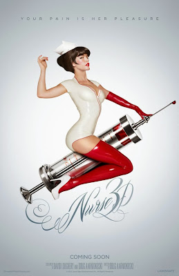 Cartel de Nurse 3d