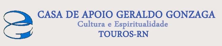 Casa de Apoio Geraldo Gonzaga - Touros-RN - Brasil