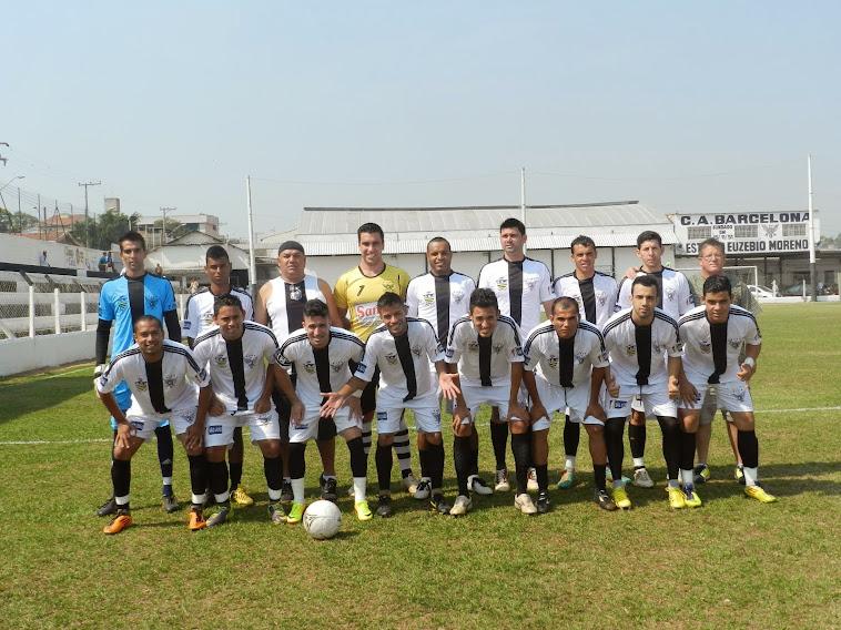 Principal CA Barcelona/Grêmio São João 2014