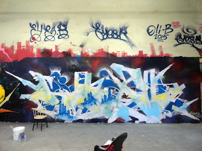Somey graffiti sessions