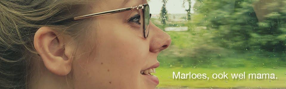 Marloes, ook wel mama